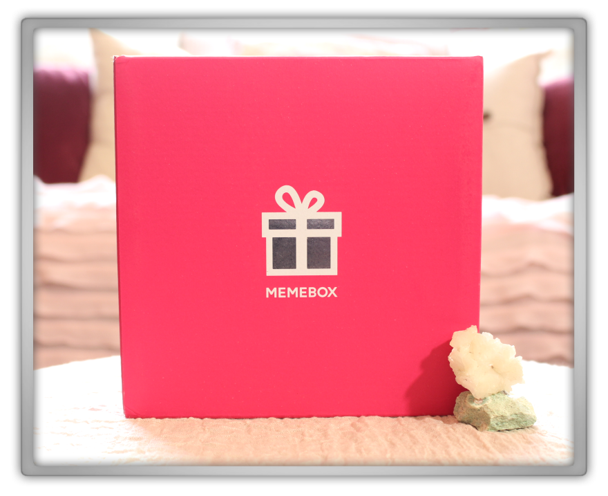 겟잇뷰티박스 by 미미박스 memebox beautybox Special #24 Brightening Skincare box unboxing review