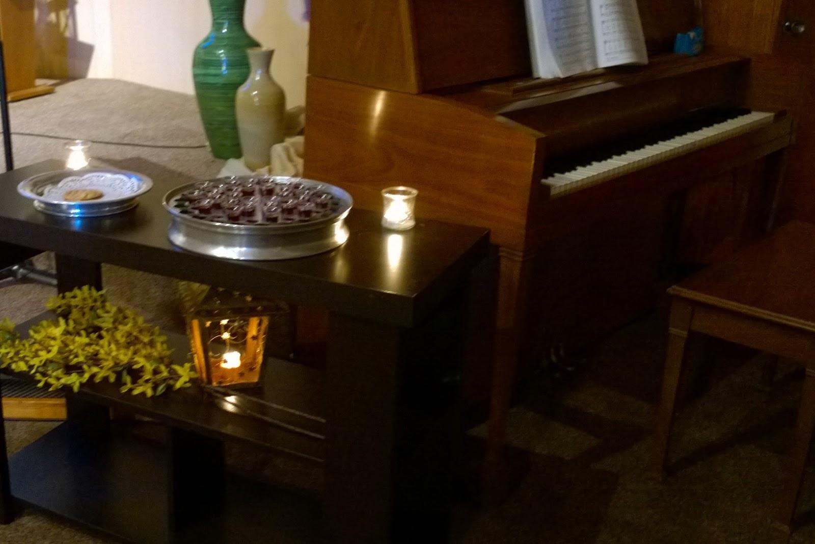 communion passage in bible