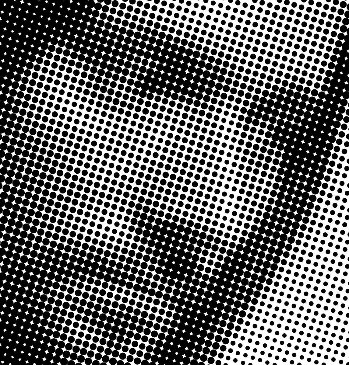 Color halftone printing - Another Option Is To Convert To Grayscale Then Use The Filter Pixilate Color Halftone Command This Will Give You A Different Effect Of Black Dots Than The