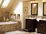 Bathroom Remodels Add Value to Your Home for little cost per square foot