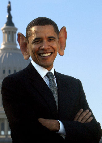 obama s big ears