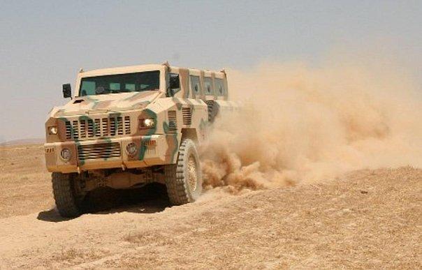 Fuerzas Armadas de Jordania Jordan+Matador
