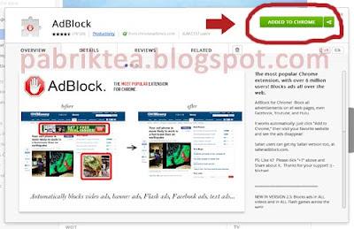 Cara Menghilangkan Iklan Saat Browsing dengan AdBlock