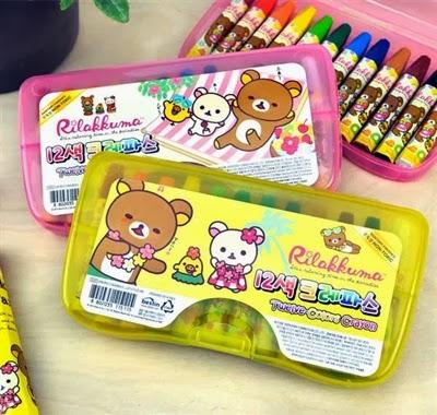 artist crayon sets at CoolPencilCase.com