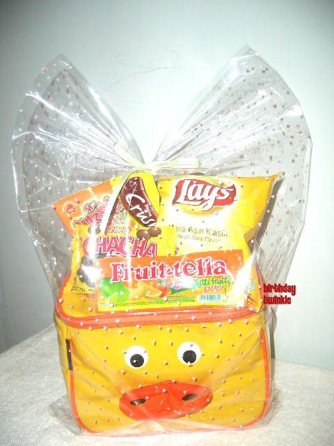 Gambar Paket Souvenir Ulang Tahun Anak Murah Goody Bag Ultah Anak