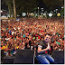 Cruz das Almas: Mais de 100 mil pessoas nos shows de Paula Fernandes e Tayrone