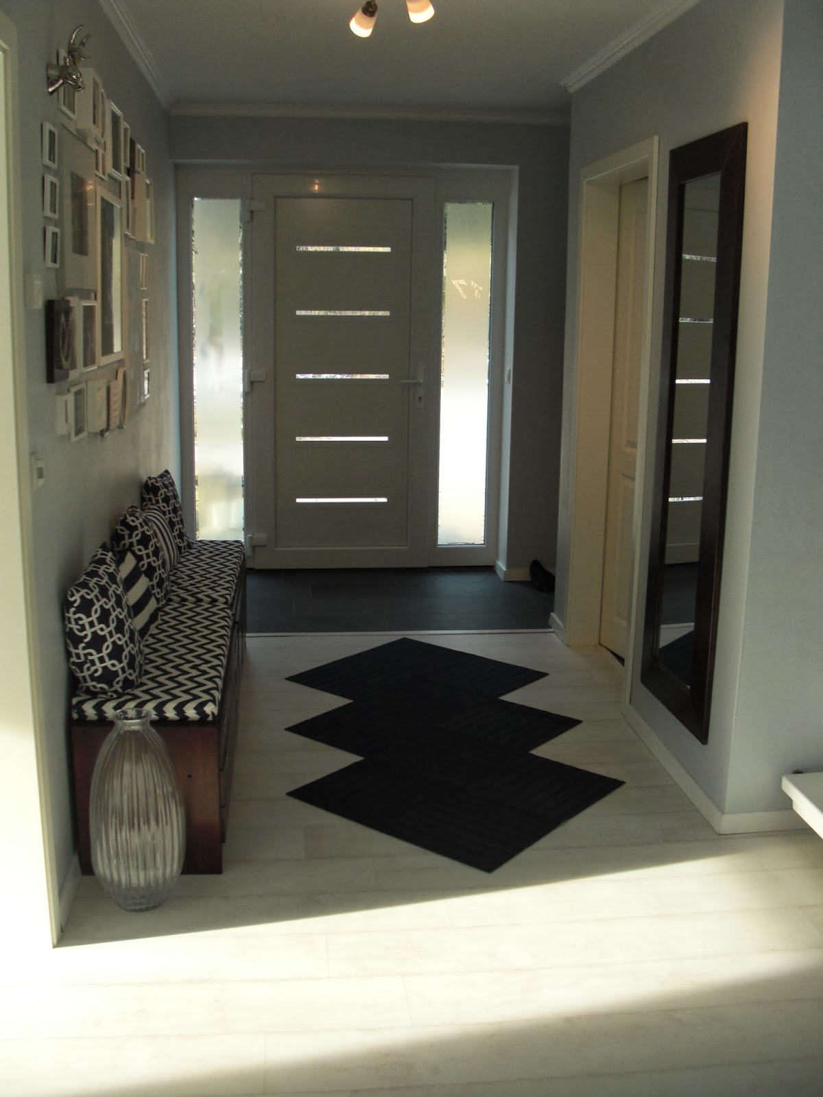 teppich flur haus deko ideen. Black Bedroom Furniture Sets. Home Design Ideas