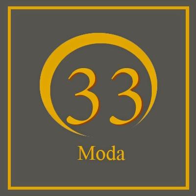 logo 33 moda