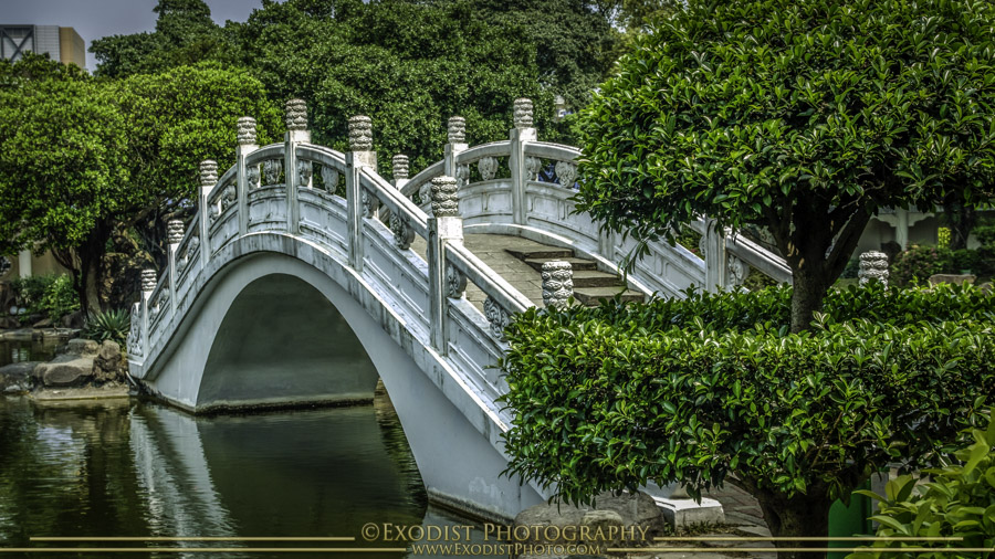Park Bridge, Taipei Taiwan, © 2015 Exodist Photography, All Rights Reserved
