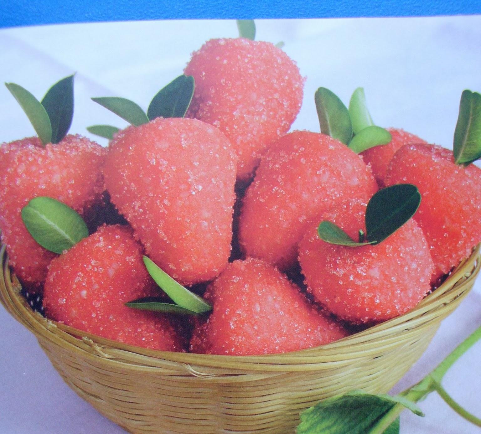 meine besten rezepte erdbeeren. Black Bedroom Furniture Sets. Home Design Ideas