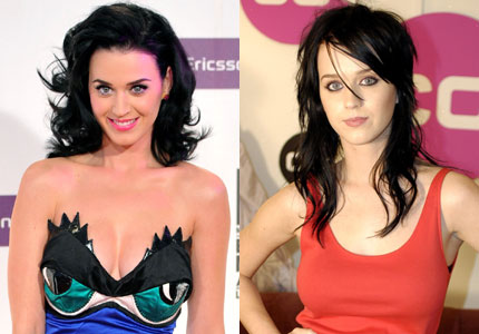 Katy Perry Boob Job Before and After Pictures