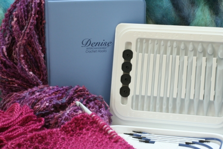 Product Review - Denise Interchangeable Crochet Kit