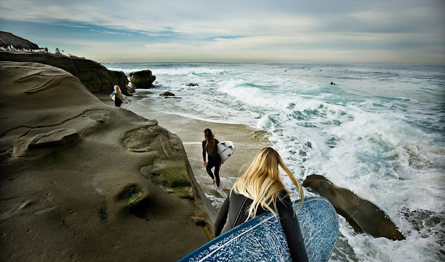 Windansea Beach em San Diego