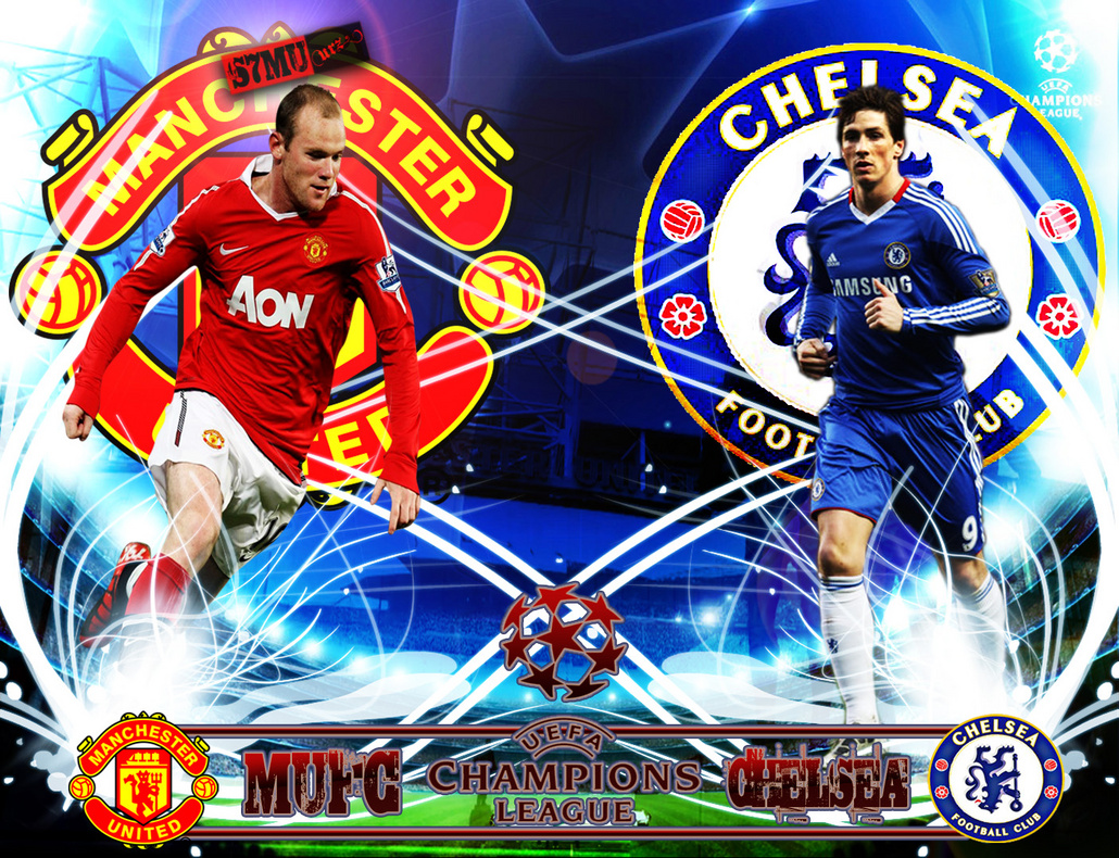 2011 2012 Wallpapers Manchester United Vs Chelsea 2011 2012 Wallpapers