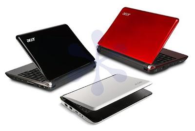 Daftar Harga Laptop Acer Terbaru Bulan April 2013