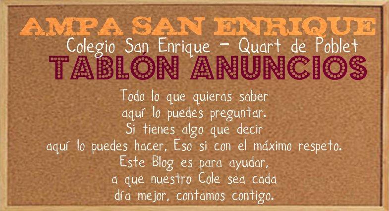 Ampa San Enrique