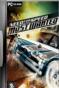 Need for Speed Most Wanted game-cover