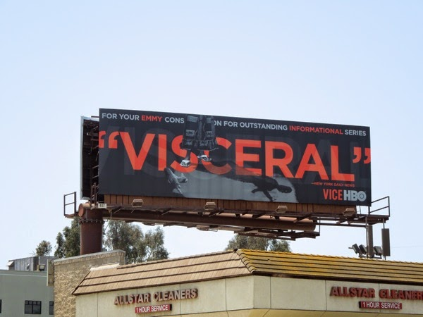 Vice Visceral 2014 HBO Emmy billboard