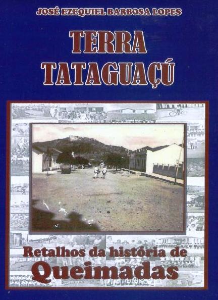 Livro Terra Tataguaçú