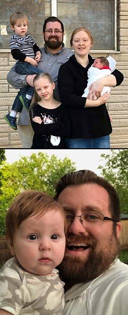 Tim and Brenda Albertson Family           (Piper Noel born 12/28/2019)