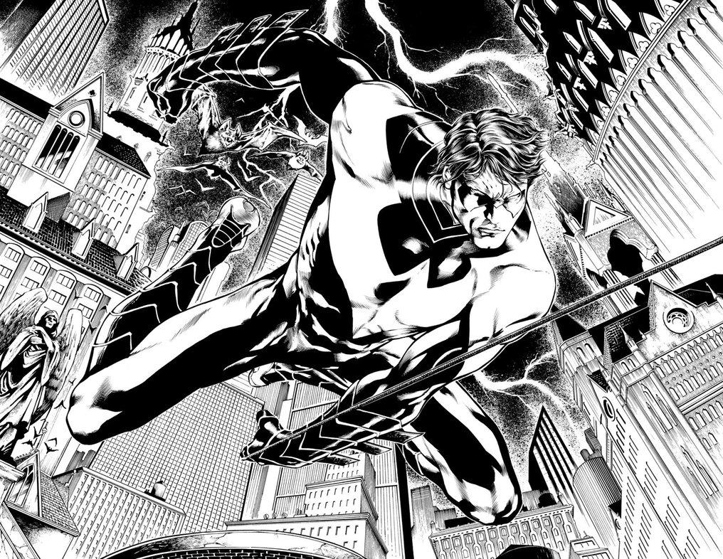 Fantástico Batman Y Nightwing Para Colorear Colección de Imágenes ...