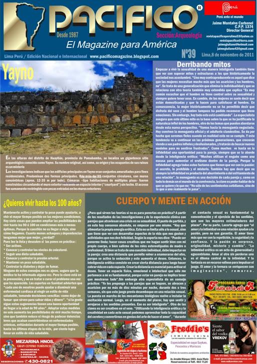 Revista Pacífico Nº 39 Arqueología
