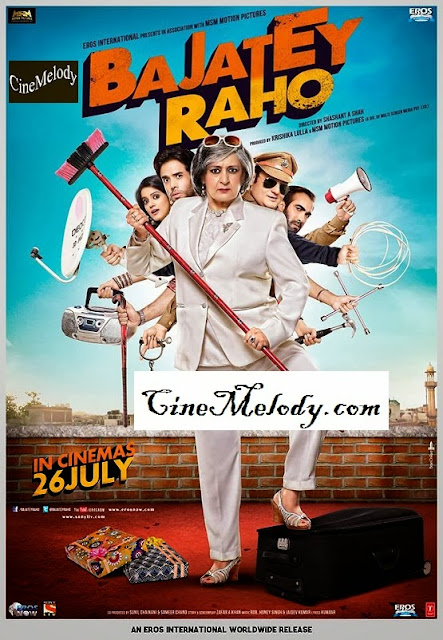 Bajatey Raho  Hindi Mp3 Songs Free  Download  2013
