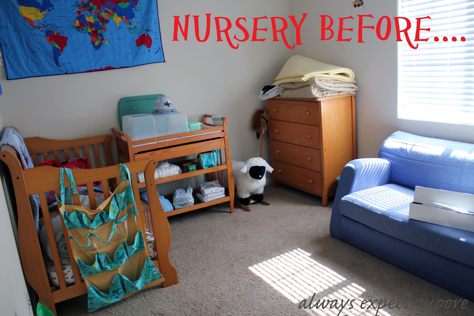 Dinosaur Nursery Decor Reveal