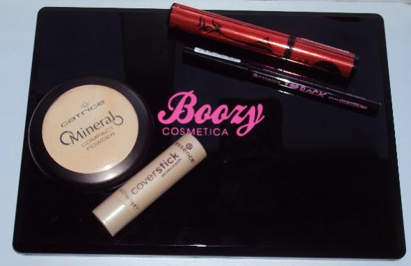 5 Favoriete make-up producten van Februari.