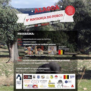 ALAGOA (PORTUGAL) 24-03-2018. MAESTRO JOSE JULIO - VICTOR MENDES Y EL NOV. JOÄO D,ALVA
