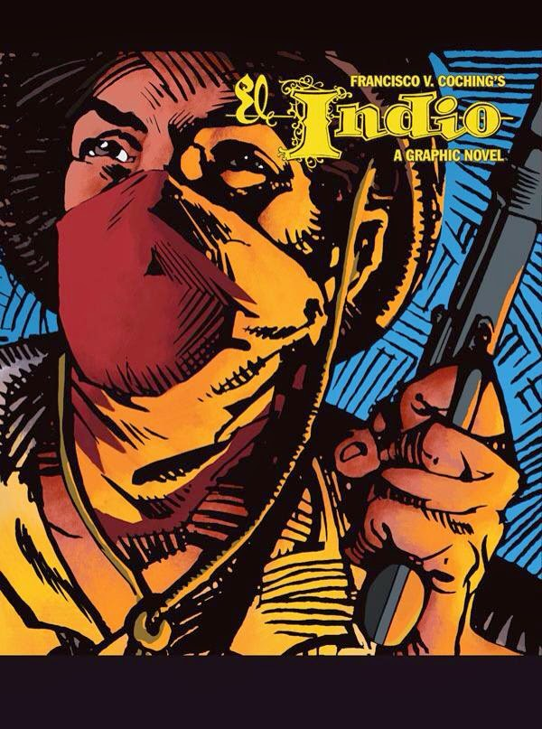 Books in my collection: El Indio