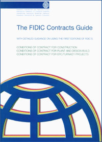 FIDIC Contracts Guide 1st Edition 2000