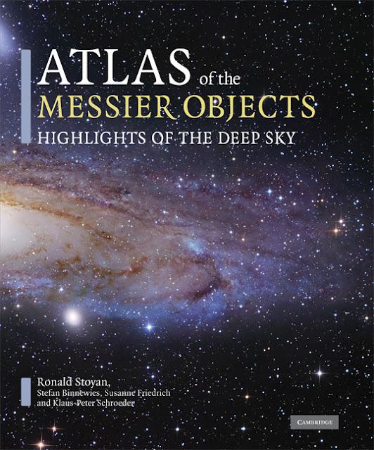 Sách Atlas of the Messier Objects - Atlas các Thiên thể Messier. Tác giả : Ronald Stoyan cùng Stefan Binnewies và Susanne Friedrich. Nhà xuất bản Đại học Cambridge, Anh quốc.