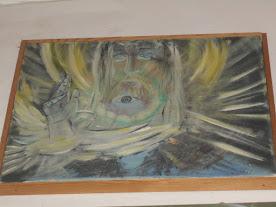 Νότα Κυμοθόη , Έργο Ζωγραφικής