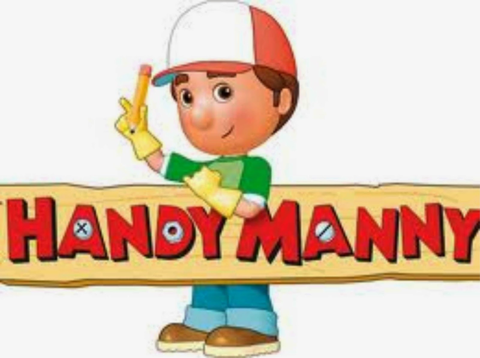 It is a picture of Terrible Handy Manny Images