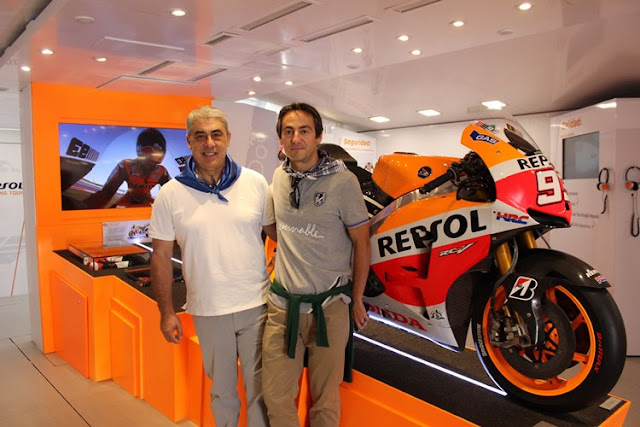 Repsol Racing Tour en Muskiz