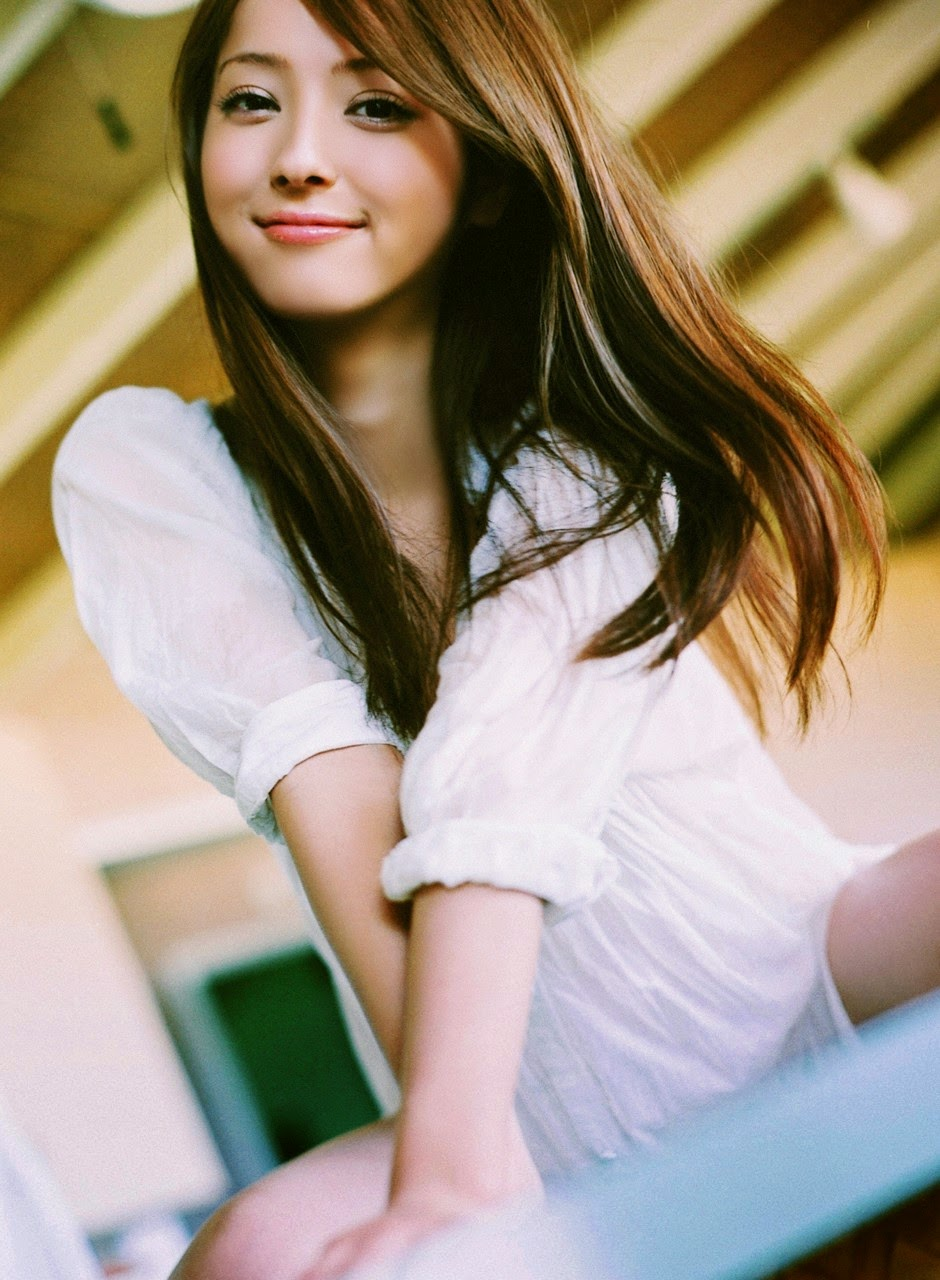 most beautiful japanese girl