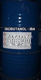 ISOBUTANOL - ISOBUTYL ALCOHOL
