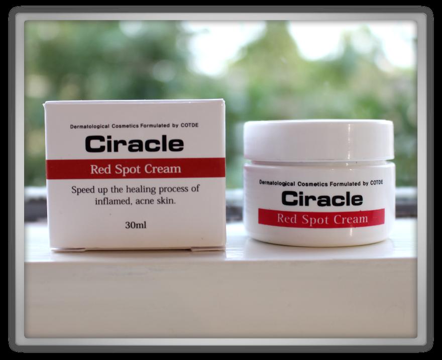 겟잇뷰티박스 by 미미박스 memebox free from oil & trouble  beautybox # unboxing review preview box Ciracle red spot cream