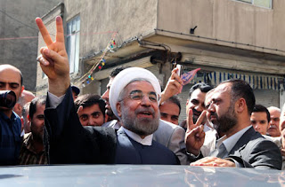 Hassan Rohani Elected As New President Of Iran