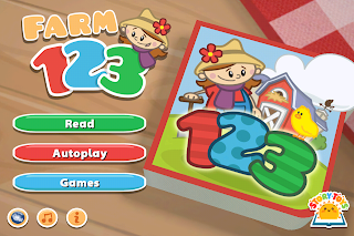 Farm 123 iPhone / iPad App Giveaway