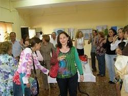 Exposición de los alumnos