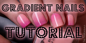Gradient Nail Art Tutorial
