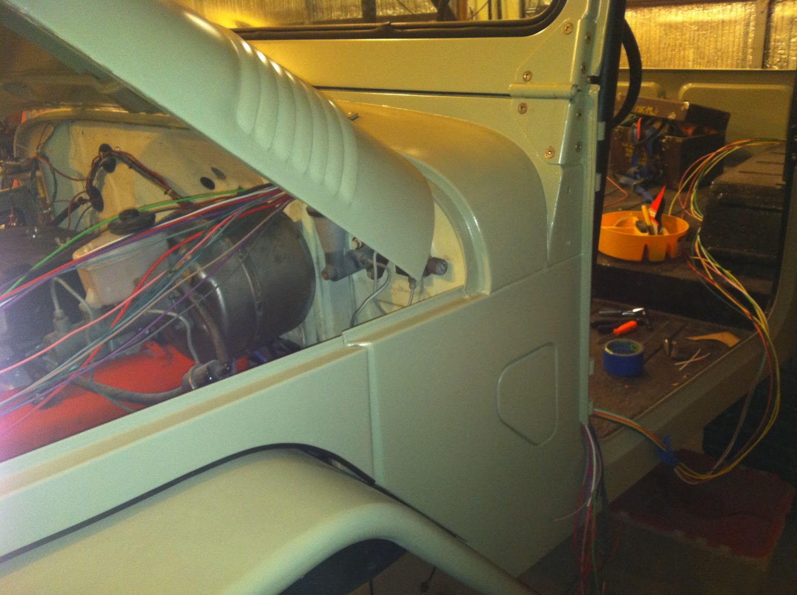 Senor Aguas Ez Wiring Harness Install - WIRE Center •