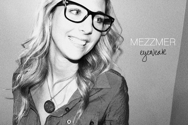mimiandmegblog.com : NEW SPECS: Mezzmer