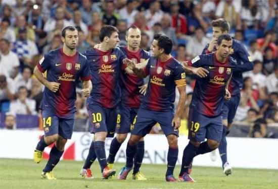Kekalahan Barca 1-2 Atas Real Madrid