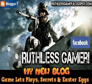 My New Blog Ruthless Gamer!