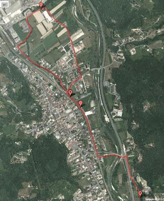 maratona risso manuel percorso 3000m geometra