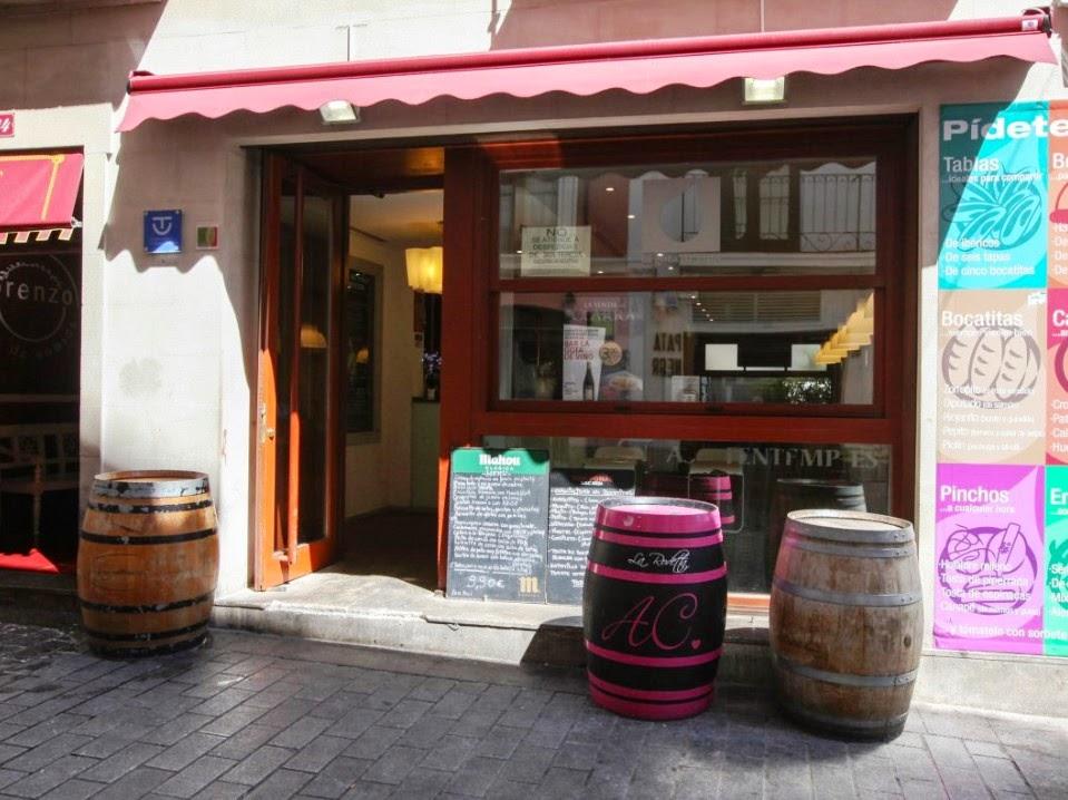 Bar de Tapas y Pinchos: La Gota de Vino (Zona Laurel - Logro�o ...