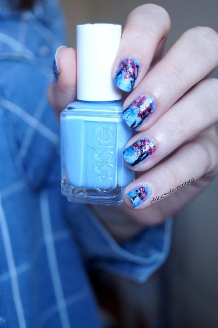 nailstorming nail art forêt